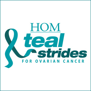 HOM TEAL STRIDES